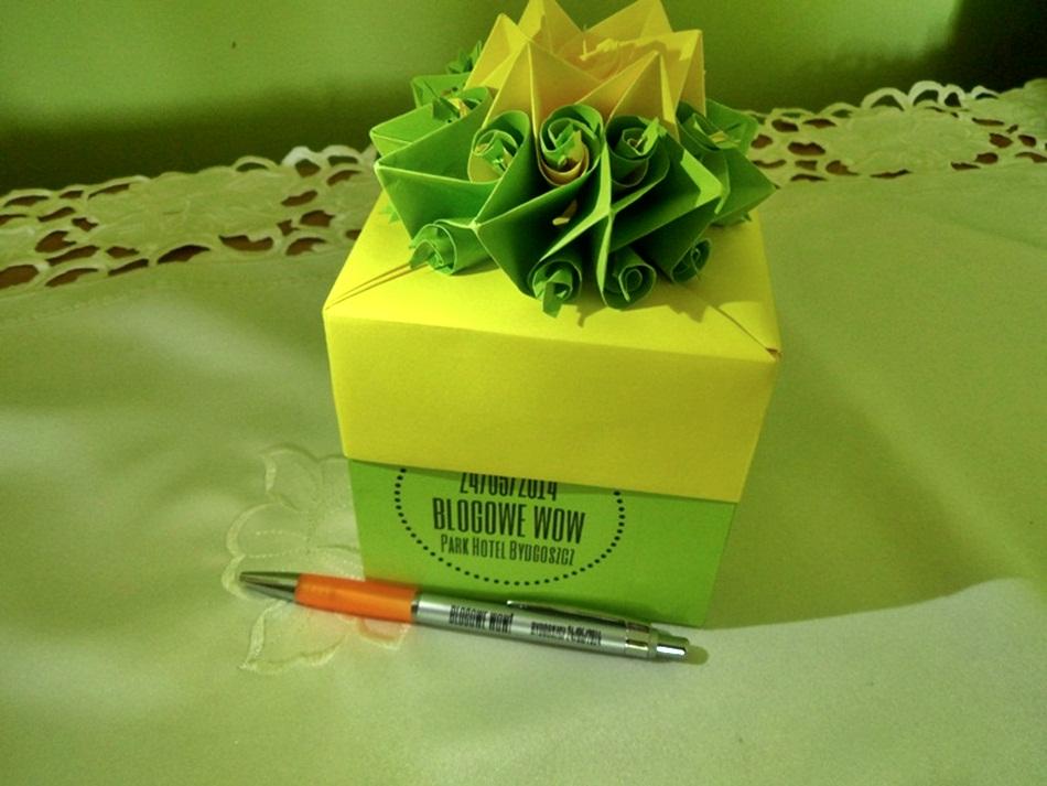 Pudełeczka na prezent