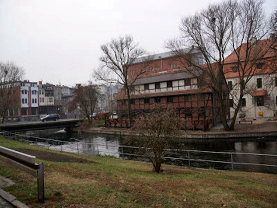 Bydgoszcz - miejsca warte uwagi