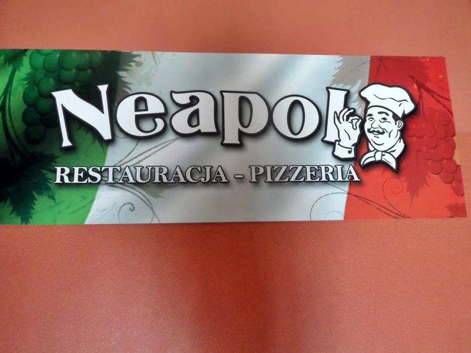 Pizzeria Neapol w Ciechocinku