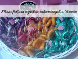 Manufaktura Wyrobów Cukierniczych w Toruniu. Możliwość samodzielnego zrobienia słodyczy