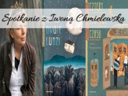 Spotkanie z Iwoną Chmielewską, ilustratorką książek obrazkowych