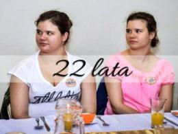 22 lata – czyli dwie dwójki w dniu urodzin