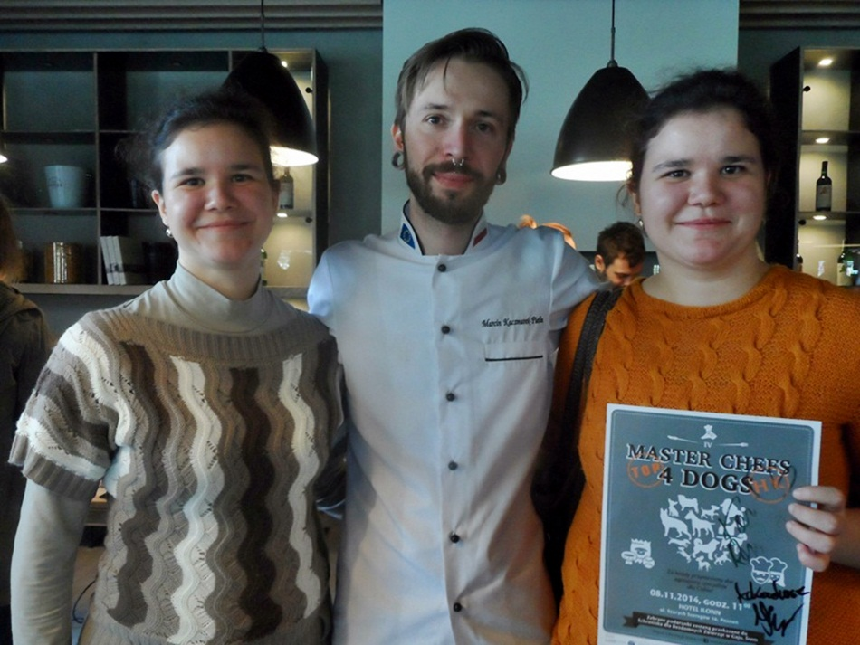 Master Chef 4 Dogs IV - Hotel Ilonn
