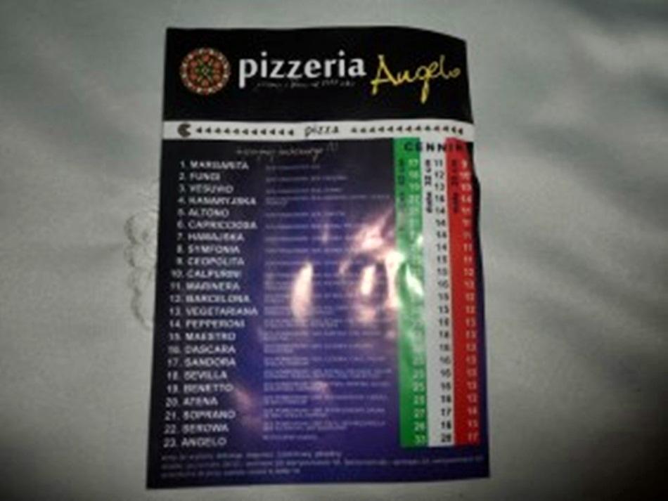 Pizzeria Angelo w Toruniu