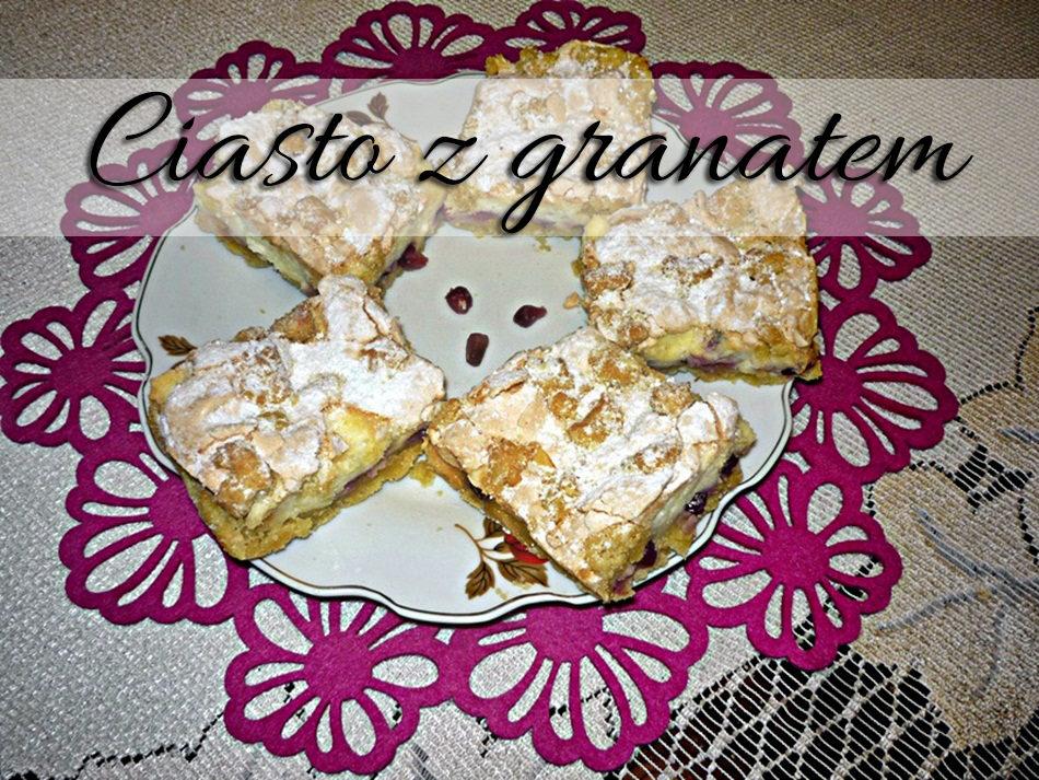 ciasto_z_granatem