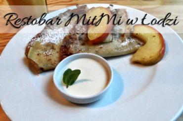 Restobar MitMi w Łodzi. Ich burgery naprawdę są przepyszne!