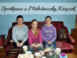 Spotkanie z Miłośniczką Książek, wybitną blogerką książkową