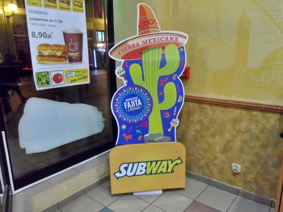 Subway w Toruniu