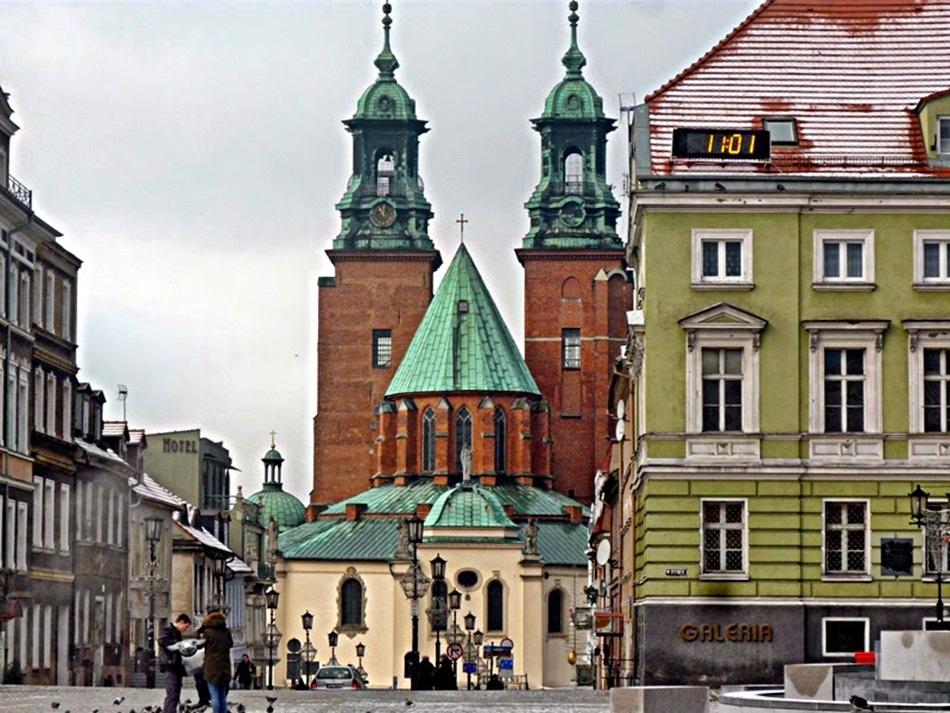 Gniezno - pierwsza stolica Polski