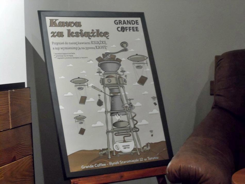 Grande Coffee w Toruniu