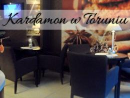 Kardamon w Toruniu. Kawiarnia przy głównym toruńskim deptaku