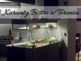 Kuranty Bistro w Toruniu. Mogłybyśmy tam zamieszkać!