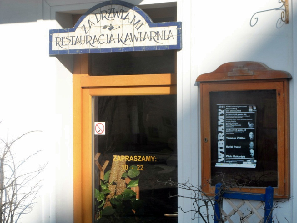Za drzwiami w Gnieźnie