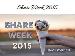 Share Week 2015. Sprawdź, które blogi należą do naszych ulubionych