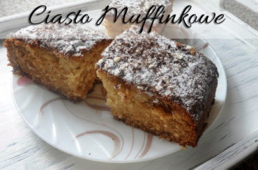 Ciasto muffinkowe. Idealne dla wielbicieli dużych muffinek
