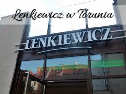 Cafe Lenkiewicz w Toruniu. Tak dużej porcji lodów nie dostaniesz nigdzie w Polsce