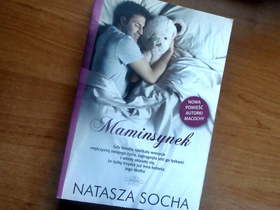 """,,Maminsynek"""" Natasza Socha"""