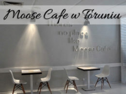 Moose Cafe w Toruniu. Przepiękne wnętrze i dobre jedzenie