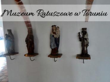 Muzeum i wieża ratuszowa w Toruniu. Przepiękna panorama grodu Kopernika