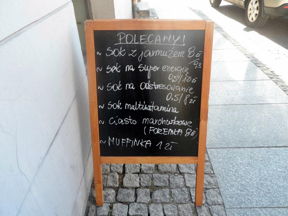 Soczek raz dwa w Toruniu