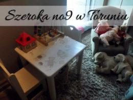 Szeroka no. 9 w Toruniu. Restauracja z klasą