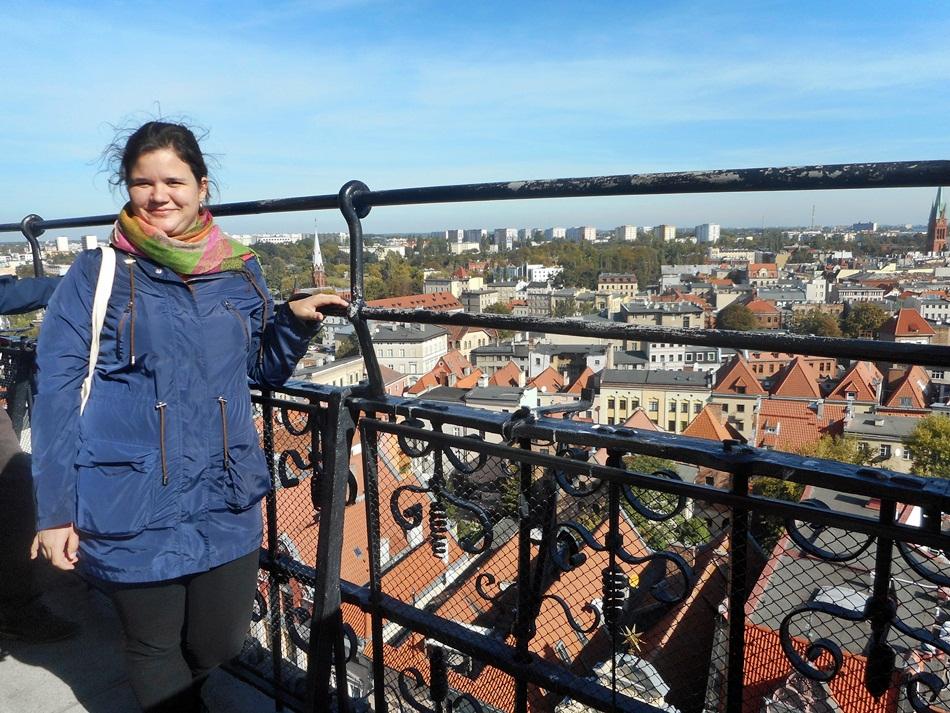 Muzeum i wieża ratuszowa w Toruniu