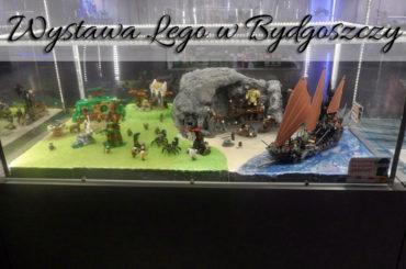Wystawa klocków Lego w Bydgoszczy