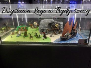 Wystawa klocków Lego w Bydgoszczy. Powrót do czasów dzieciństwa