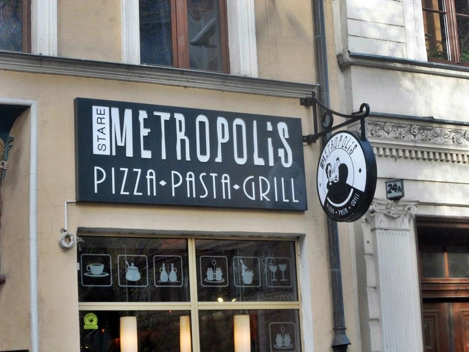 Stare Metropolis w Toruniu