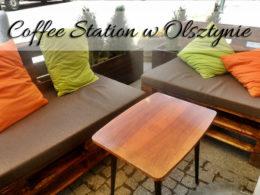 Coffee Station w Olsztynie. Miejsce idealne na szybką kawkę