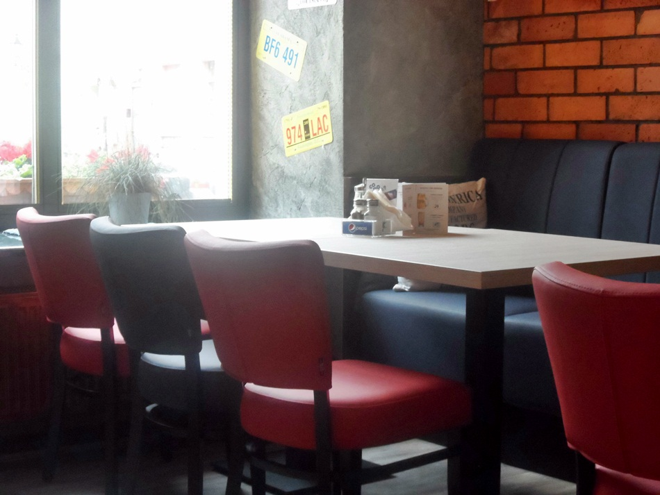 Jimmy's Steakhouse w Toruniu