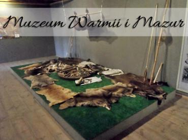 Muzeum Warmii i Mazur w Olsztynie. Jedno z ciekawszych miejsc w mieście