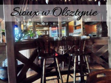 Restauracja Sioux w Olsztynie. Pyszne indiańskie jadło