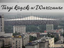 Targi Książki w Warszawie. Mnóstwo autorów, tłumy ludzi