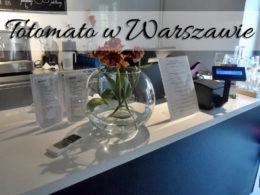 Totomato w Warszawie. Ekologiczne jedzenie u uczestnika TopChefa