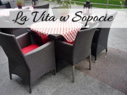 La Vita w Sopocie. Przepyszna włoska pizza