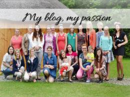 My blog my passion w Mogilnie. Spotkanie blogerek z różnych branży