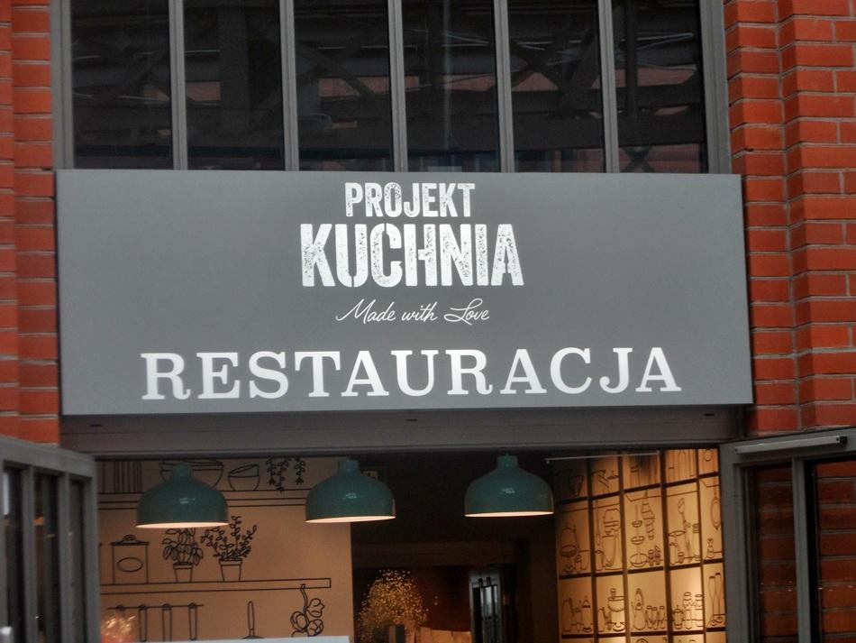 Projekt Kuchnia w Poznaniu