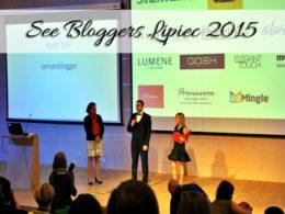 See Bloggers Lipiec 2015. Nasze wrażenia z blogerskiej konferencji