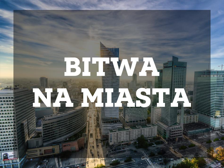 Bitwa na miasta: Inowrocław&Olsztyn