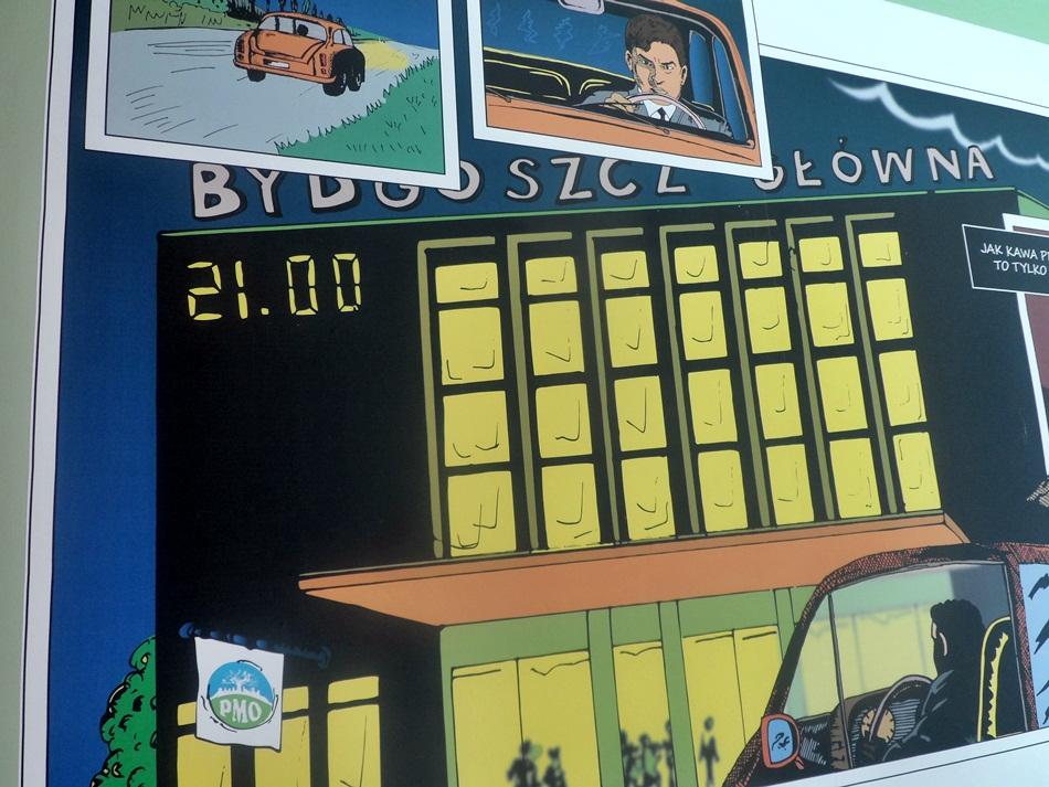 Comics Soon Coffee w Bydgoszczy