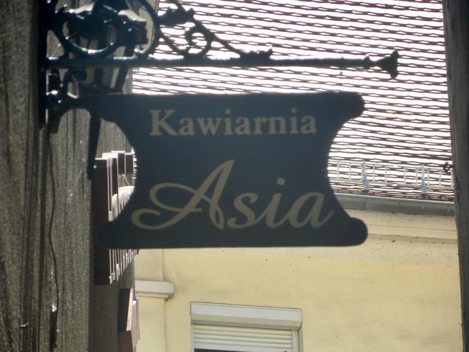 Herbaciarnia Asia w Bydgoszczy