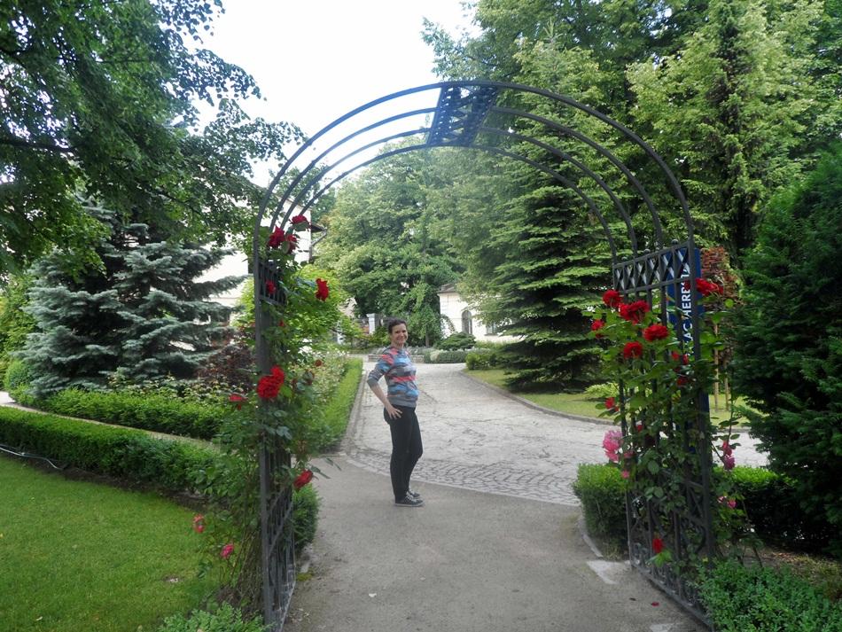 Pałac Herbsta Księży Młyn w Łodzi