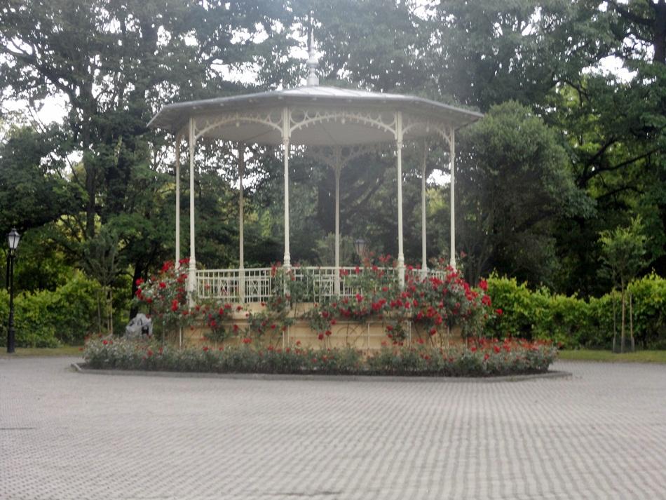 Park Źródliska I w Łodzi