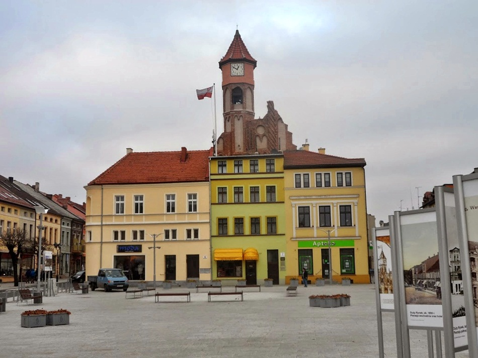 Co warto zobaczyć w Brodnicy?