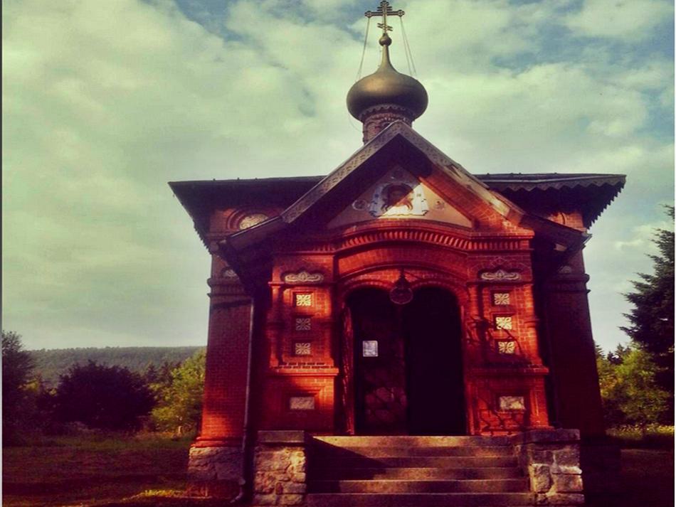 Cerkiew w Sokołowsku