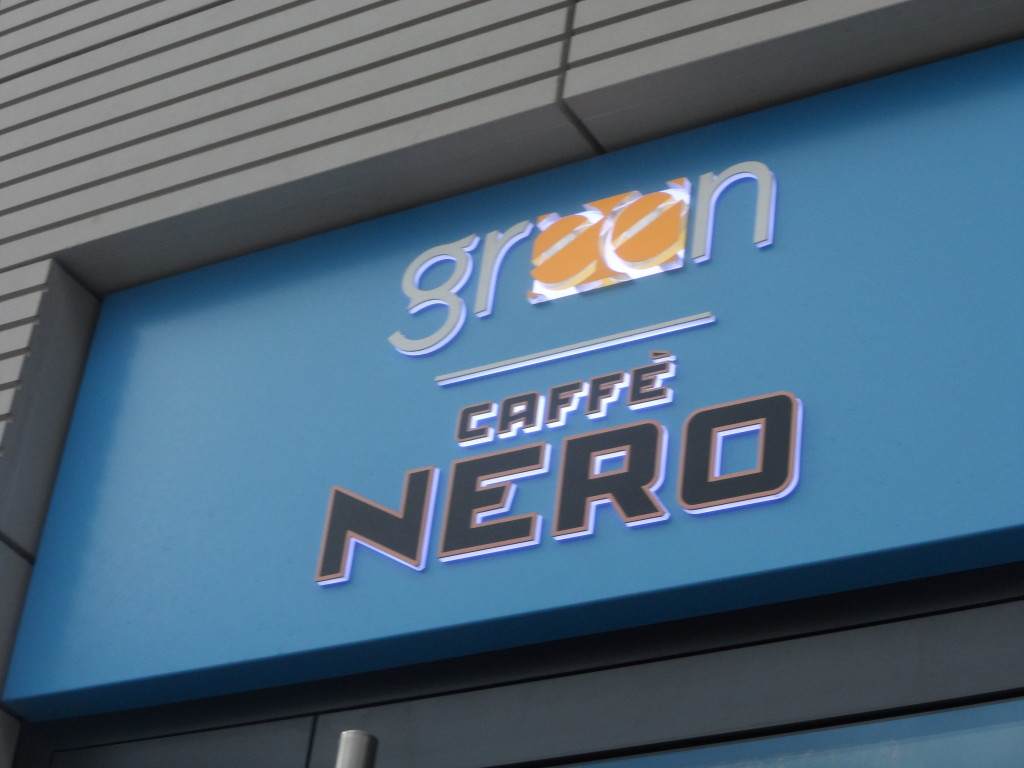 Green Caffe Nero w Warszawie