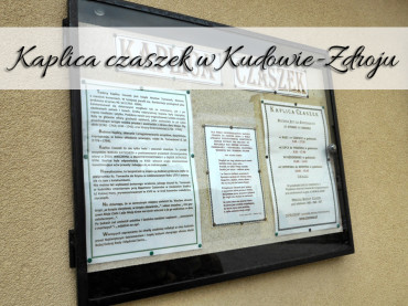 Kaplica czaszek w Kudowie-Zdroju. Przerażające miejsce, tylko dla dorosłych