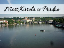 Most Karola w Pradze