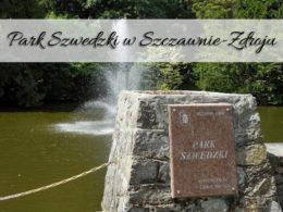 Park szwedzki w Szczawnie-Zdroju. Podziwiaj przybrzeżne kaczki